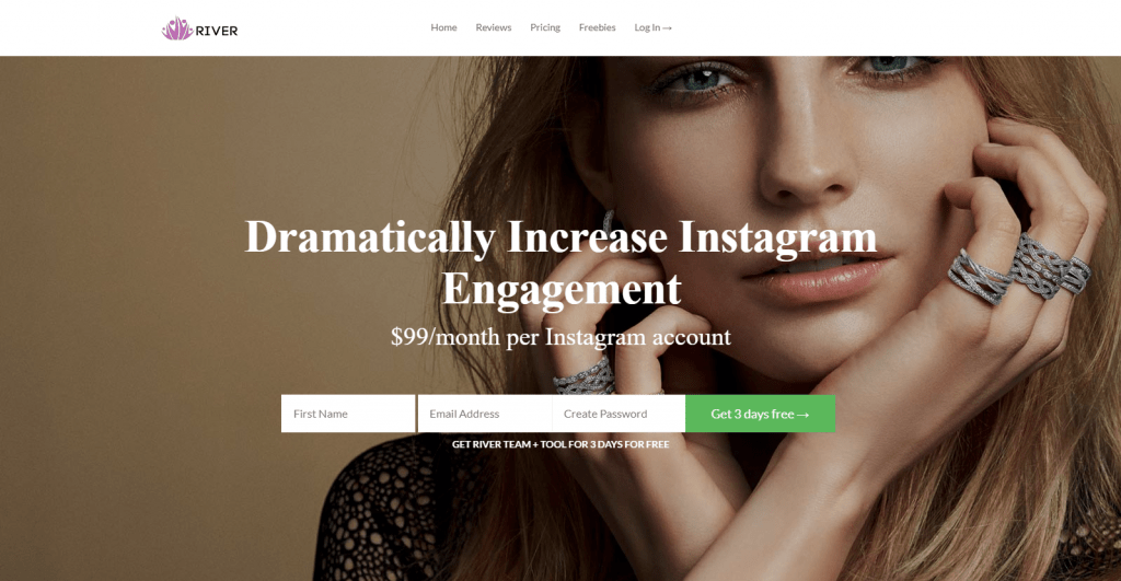 instagram growth services - getriver